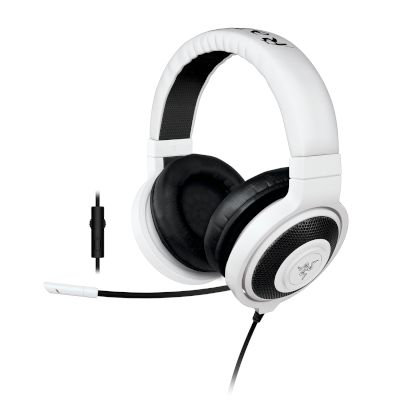 Razer Gaming Headset Kraken Pro White (in-line)