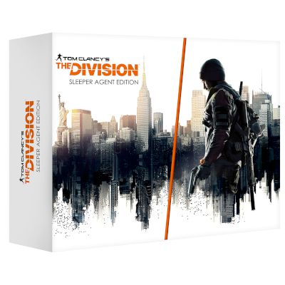 Ubisoft Tom Clancy's The Division Sleeper Agent Xbox One