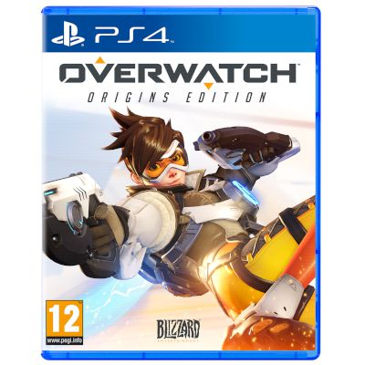 Blizzard Overwatch Playstation 4