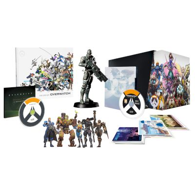 Blizzard Overwatch Collector's PC