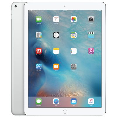 "Apple iPad Pro 128GB Tablet 12.9"" WiFi Silver"