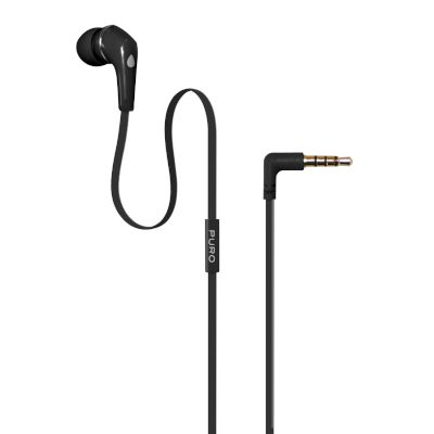 Handsfree Puro Mono IN-Ear Μαύρο