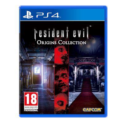 Capcom Resident Evil Origins Collection Playstation 4