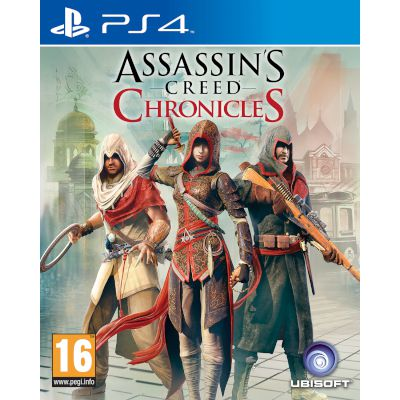 Ubisoft Assassin's Creed Chronicles Pack Playstation 4