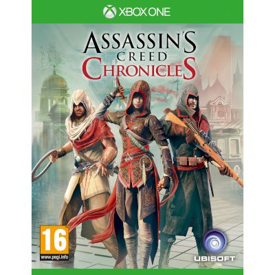Ubisoft Assassin's Creed Chronicles Pack Xbox One