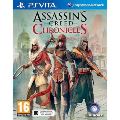 Ubisoft Assassin's Creed Chronicles Pack PS Vita