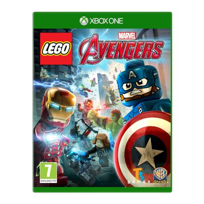 Warner Lego Marvel Avengers Xbox One