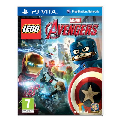 Warner Lego Marvel Avengers PS Vita