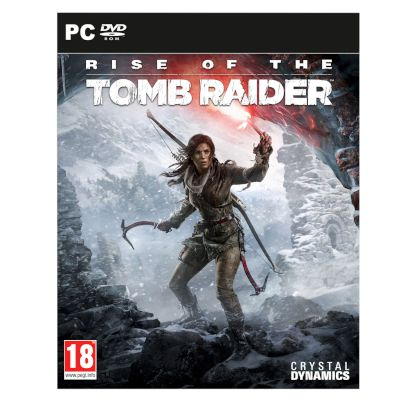 Square Enix Rise Of The Tomb Raider PC