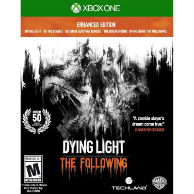 Warner Dying Light The Following Enhanced Edition Xbox One