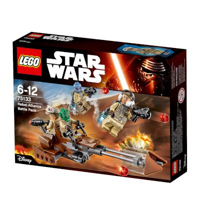 75133 Rebel Alliance Battle Pack