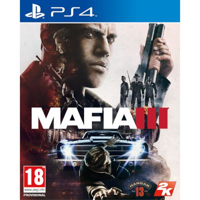 Take2 Interactive Mafia III Playstation 4