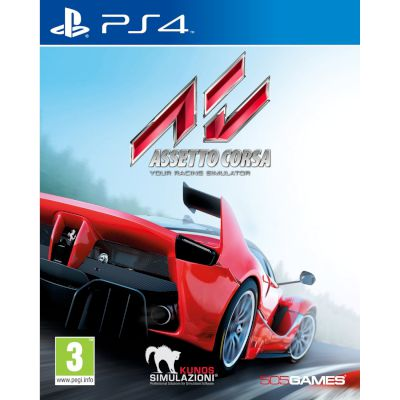 505 Games Assetto Corsa Playstation 4