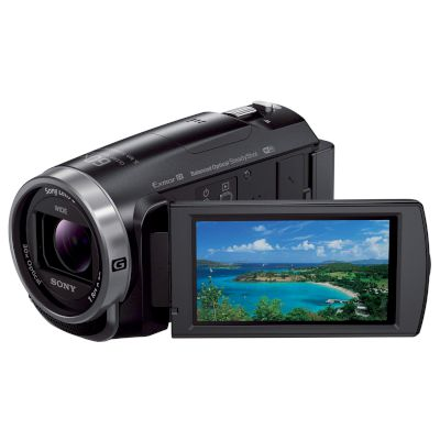 Digital Videocamera CX625B Μαύρο