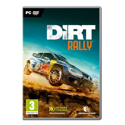 Codemasters Dirt Rally Legend Edition PC