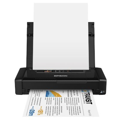 Epson Inkjet Εκτυπωτής Workforce WF-100W Mobile