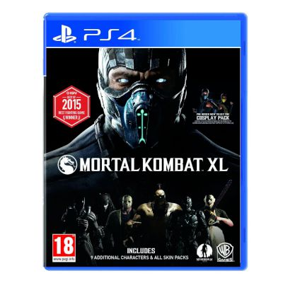Warner Mortal Kombat XL GOTY Playstation 4