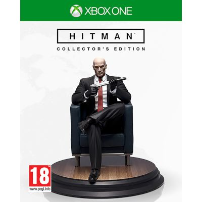 Square Enix Hitman Collectors Edition Xbox One
