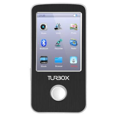 Turbo-X MP4 Mambo 8 GB Λευκό