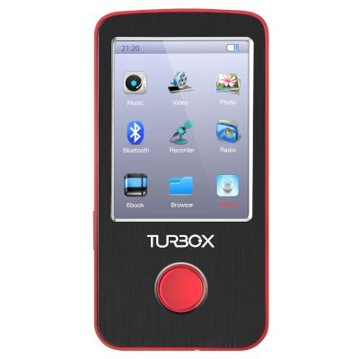 Turbo-X MP4 Mambo 8 GB Red