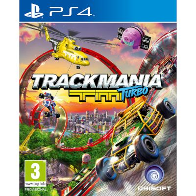 Ubisoft Trackmania Turbo Playstation 4