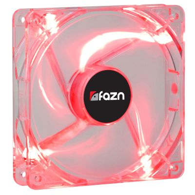 Fan 120mm Red LED