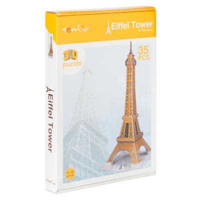 "3D Puzzle ""Eiffel Tower"" 35 τμχ"