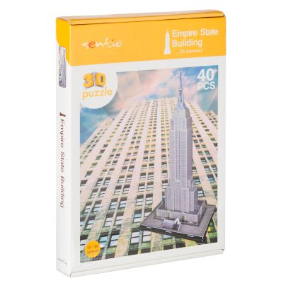 "3D Puzzle ""Empire State Building"" 40 τμχ"