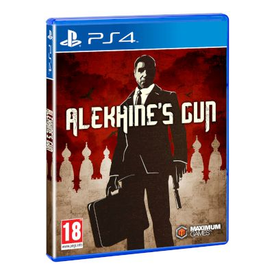 Alekhine's Gun Playstation 4