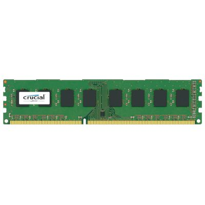 Crucial Desktop RAM Value 2GB 1600 MHz DDR3L