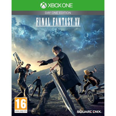 Square Enix Final Fantasy XV D1 Edition Xbox One