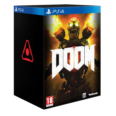 Bethesda Doom Collectors Edition Playstation 4