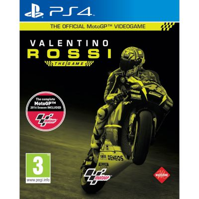 Milestone Valentino Rossi The Game Playstation 4