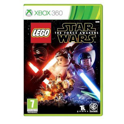 Warner Lego Starwars: The Force Awakens XBOX 360