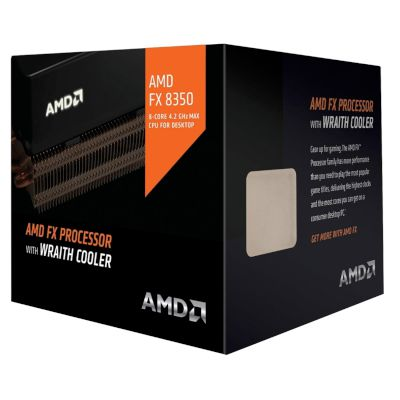 AMD CPU FX 6350 Wraith Cooler (AM3+/4.20 GHz/14 MB)
