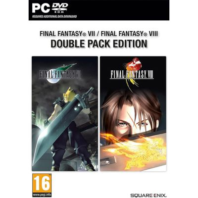 Square Enix Final Fantasy Double Pack VII & VIII PC