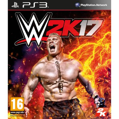 Take2 Interactive WWE 2k17 Playstation 3