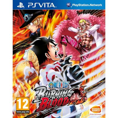 Namco One Piece Burning Blood PS Vita