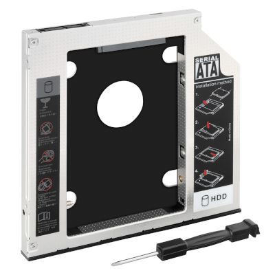 Turbo-X Sata HDD Caddy DH01 9.5mm