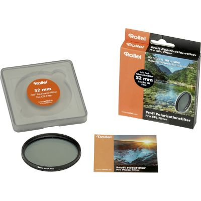 Φίλτρο CPL PROFI POLARIZER HD 52mm