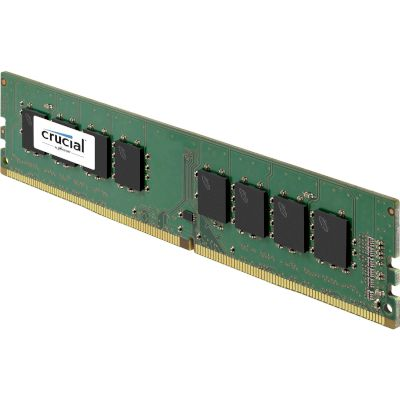 Crucial Desktop RAM Value 4GB 2400MHz DDR4