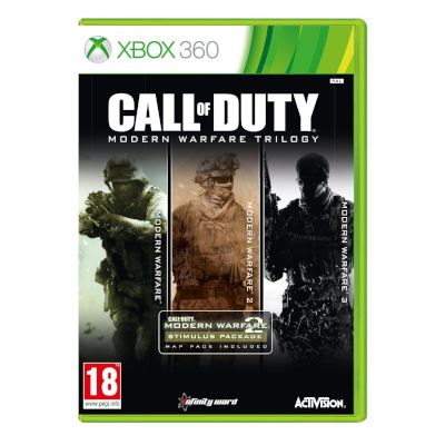 Activision Call Of Duty Modern Warfare Trilogy XBOX 360