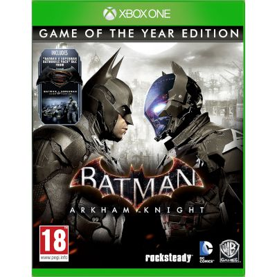 Warner Batman Arkham Knight GOTYEdition GOTYEdition Xbox One