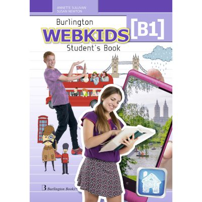 Burlington Webkids B1 Student's Book