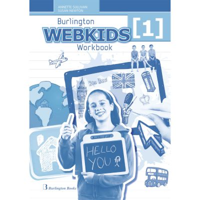 Burlington Webkids 1 Workbook Student's Book
