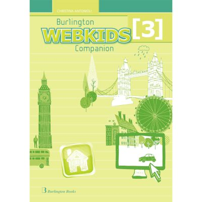 Burlington Webkids 3 Companion Student's Book