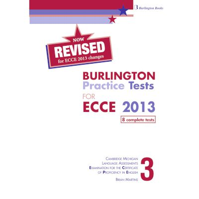 Practice Tests For ECCE 2013 Book 3