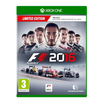Codemasters Formula 1 2016 D1 Edition Xbox One