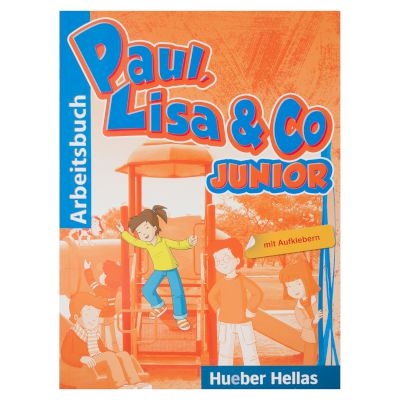 Paul Lisa & Co Junior Arbeitsbuch