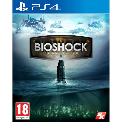 Take2 Interactive Bioshock: The Collection Playstation 4